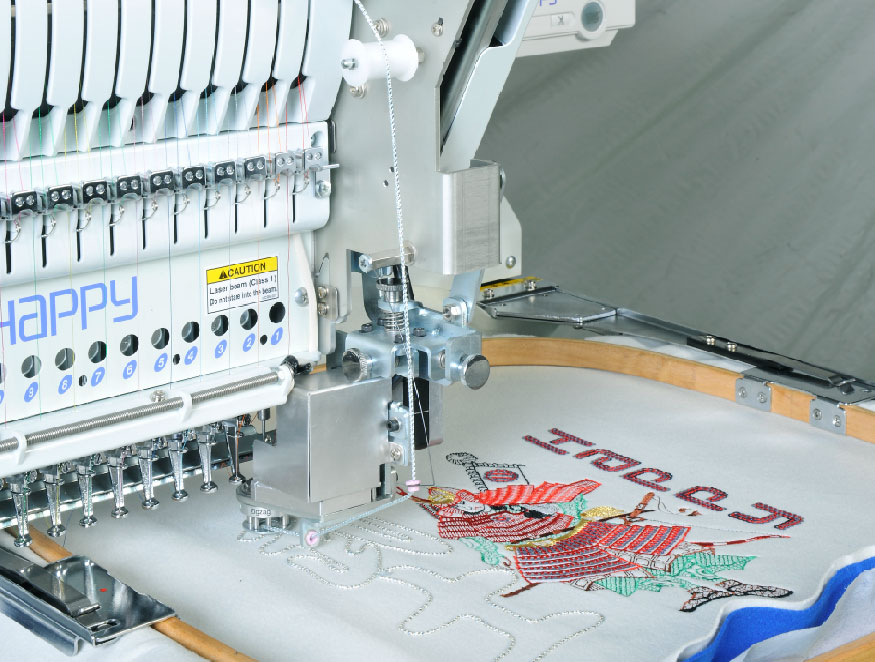 Embroidery & Printing Services - Rand Asia Sdn Bhd